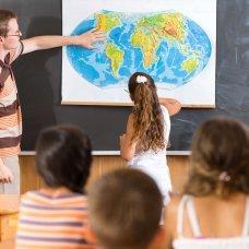 Профессиональная переподготовка и повышение квалификации Педагогическое образование: учитель географии. Профессиональная переподготовка дистанционно.